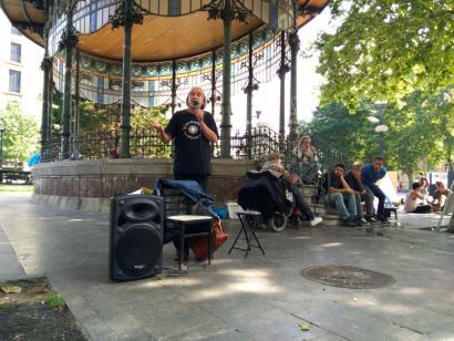 Nuit Debouteko gakoak azaldu ditu Miguel Seguik
