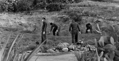 Palomares garbitu zuten militarrak, minbiziaren biktima 50 urte beranduago