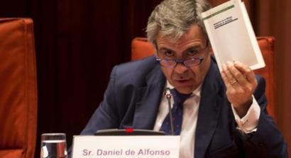 Kataluniako independentziaren aldeko udalerrien elkartea, Fernandez Diazen jomugan