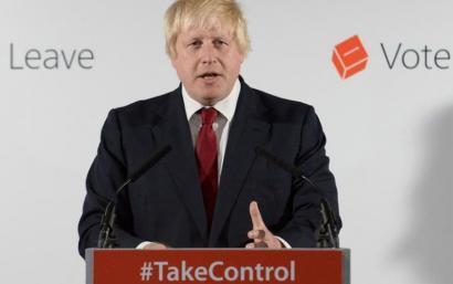 Erresuma Batuak Europako merkatu bakarrean jarraituko duela adierazi du Johnsonek