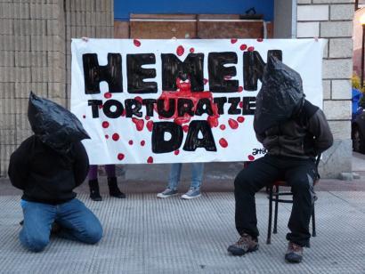 Torturak jasandako 4.009 lagunen testigantzak bildu ditu Eusko Jaurlaritzak