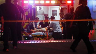 Frankotiratzaileek bost polizia hil dituzte Dallasen