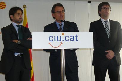 Partit Dem�crata Catal� izango da CDC ohiaren izen berria