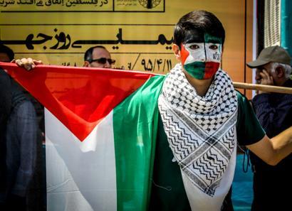 """""""Al-Quds eguna"""": sionismoaren aurkako erresistentzia Iranen"""