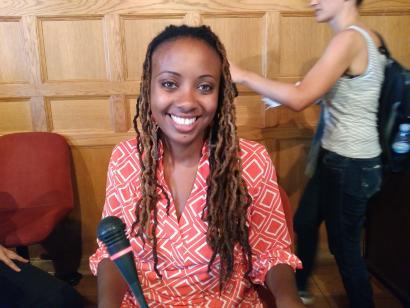 Treva Lindsey: Hip hop feminista bideoean azalduta