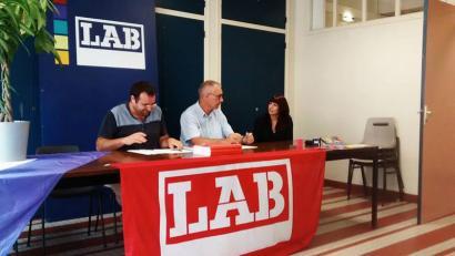LABen hautagaitza baliogabetu du Bordeleko Auzitegiak, CGT sindikatuaren helegitea onartuta