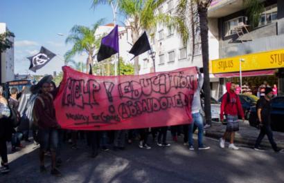Joko Olinpikoen alde iluna: 60 atxilotu Rion protesta baten ondoren