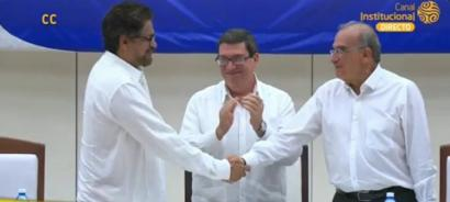 FARC Kolonbiako Kongresuan izango da 2018ra bitartean