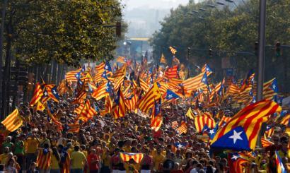 Kataluniako iraila beroa hobeto ulertzeko lau klabe