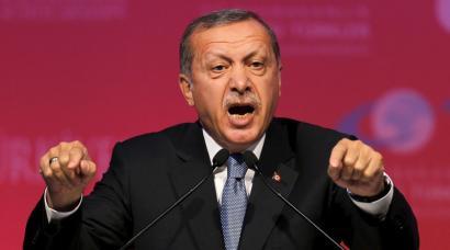 """Erdogan: """"Amaiera arte jarraituko dugu Siriako operazioekin"""""""