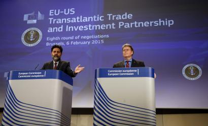 TTIPen negoziazioa eteteko eskatuko duela esan du Frantziak