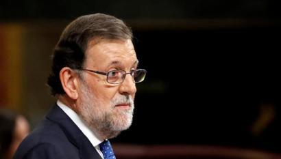Rajoyri ezezkoa inbestidura saioko lehen bozketan