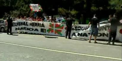 Espainiako Itzulia protesta artean igaroko da Euskal Herritik