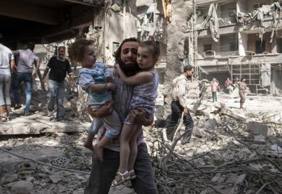 """Elias Khoury: """"Palestina, Siria eta gure itsukeria"""""""
