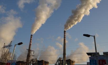 90 enpresari dagozkie azken 150 urteetako karbono emisio industrialen %60