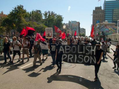 AEBetako historian presoen grebarik handiena, esklabotza modernoaren aurka