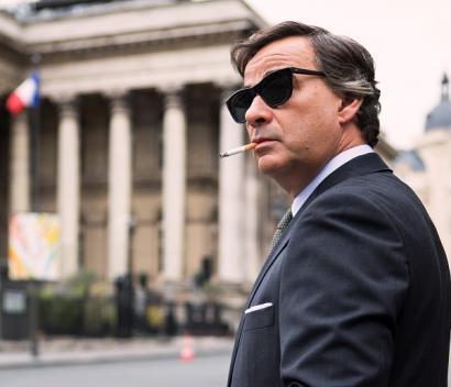 'El hombre de las mil caras': Espainiako listoena
