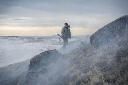 'El invierno': Negua etorri da ta