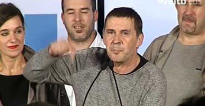 """""""Herri honetan alternatiba ezkerreko independentismoa da"""""""