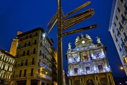 Espainiako bandera jartzeko aginduari helegitea jarriko dio Iru�eak