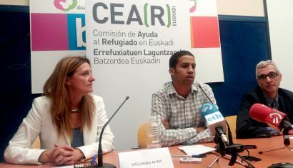 Hassanna Aaliari errefuxiatu izaera aitortu dio Espainiako Auzitegi Nazionalak