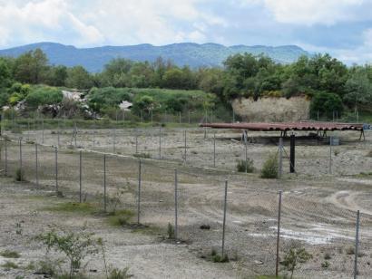 Subilla Gasteizen ireki nahi duten gas putzua dela-eta kezka agertu du Fracking Ez plataformak