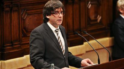 """""""Europar Batasunak Kataluniako estatua onartuko luke"""""""