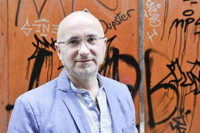 Luis Garde Literatura Euskadi eleberri saritu berria