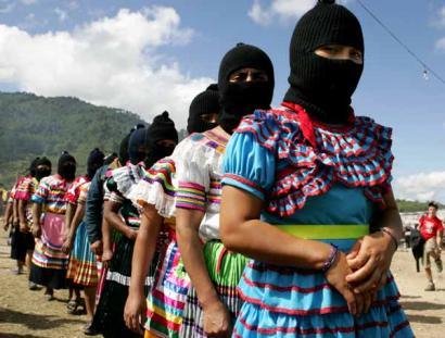 Zapatistek emakume indigena bat proposatuko dute Mexikoko lehendakarigai