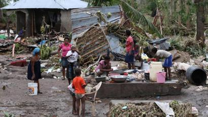 Haitiko egoera larriaz ohartarazi du Mugarik Gabeko Medikuak GKEak