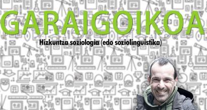 'Garaigoikoa' bloga ARGIAn izango duzu hemendik aurrera