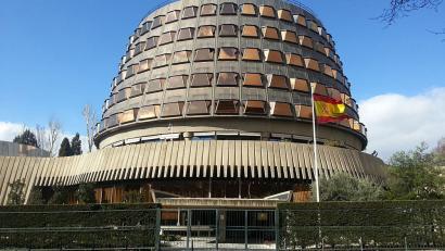 Bere aginduak betetzen ez dituzten politikariak kargugabetu ahal izango ditu Espainiako Konstituzio Auzitegiak
