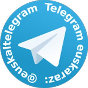 @euskaltelegram: Telegram euskaraz