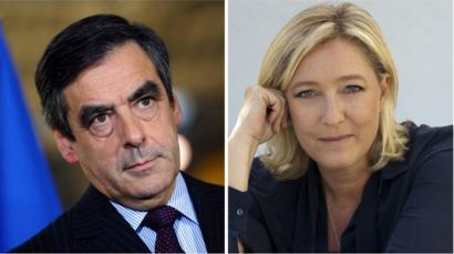 Frantziako hauteskundeak: eskuinaren bi aurpegiren artean aukeratzera behartuta