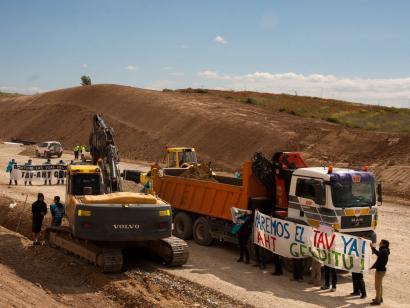 Abiadura Handiko Trenean gastatutako 44,5 milioi euro zor dizkio Espainiak Nafarroari