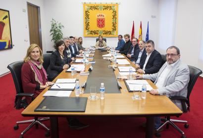 Nafarroako Parlamentuak larunbateko Altsasuko manifestazio isila babestu du