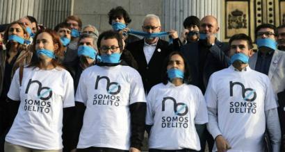 Mozal Legea indargabetzeko eskatu du Espainiako Kongresuak bigarren aldiz