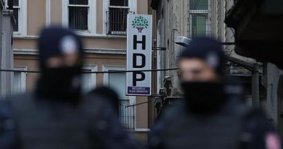 Kurdistango HDP alderdiko 118 kide atxilotu dituzte, Istanbuleko atentatutik bi egunera