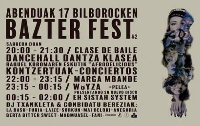 Emakumezkoek egindako rap eta hip-hopa ikusgarri bihurtuko ditu aurtengo Bazter Fest jaialdiak