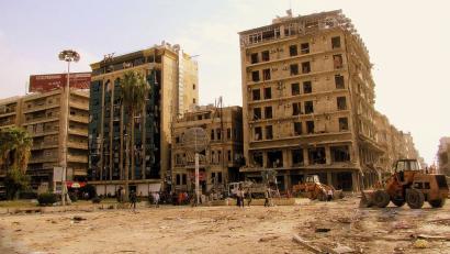 Aleporen erorketa, Polat Can komandante kurduaren begietan