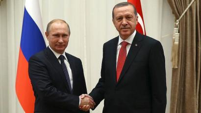 Siria osorako su-etena iragarri dute Turkiak eta Errusiak