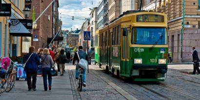 Oinarrizko errenta unibertsala ezartzeko lehenengo faseari ekin diote Finlandian