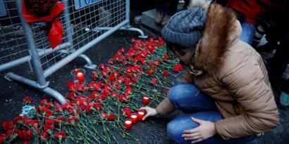 Estatu Islamikoak bere gain hartu du Istanbulgo atentatua
