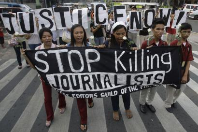93 kazetari hil zituzten 2016an munduan