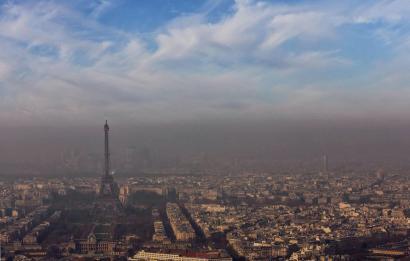 Urtean 467.000 heriotza Europan aire kutsaduraren eraginez