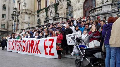 Presoen sakabanatze politika: lehenengo aldiz Giza Eskubideen Europako Auzitegian