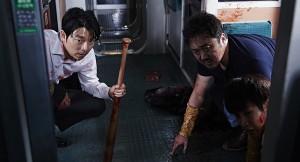 'Train to Busan' (Busango trena)