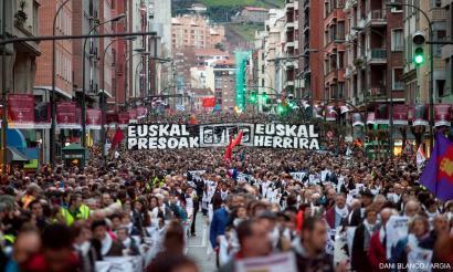 #SalatzenDut | Presoen eskubideen aldeko Bilboko manifestazioari jarraipena egingo dio ARGIAk