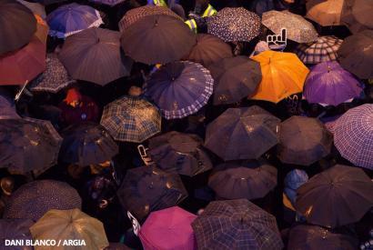 BIDEOAK | Manifestazioko irudi ikusgarrienen hautaketa