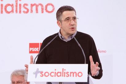 Patxi Lopez PSOEko primarioetarako lehen hautagaia